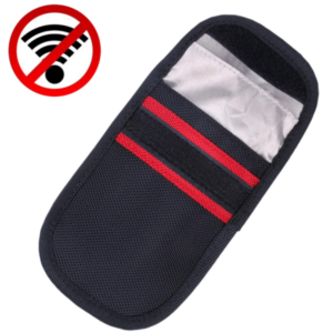 Car Keyless Entry Fob Guard front