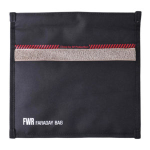 FWR Faraday Bag klein, 3.Gen. Front