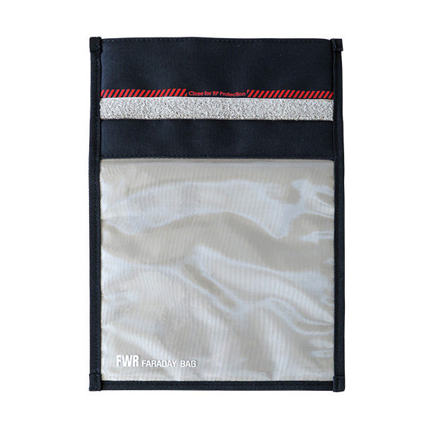 FWR Faraday Bag medium 3.Gen mit Fenster
