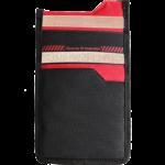 Faraday Bag Handy geöffnet